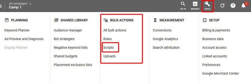 مراحل اضافه کردن شماره ایران به گوگل ادز